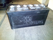 Продам аккумулятор в эбонитлвом корпусе новый сухозаряженный
